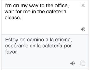 Text translation inlingua Andorra blog