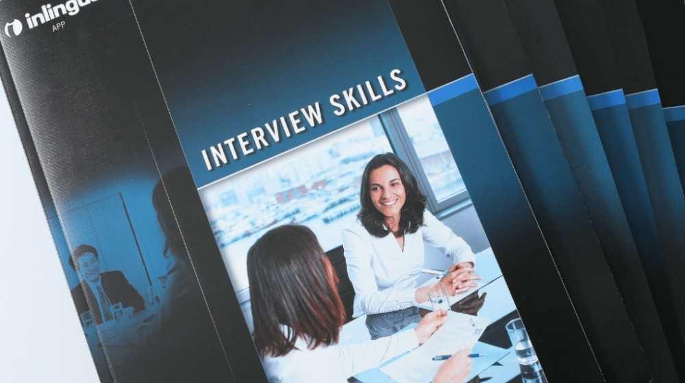 Módulos de libros de habilidades para entrevistas
