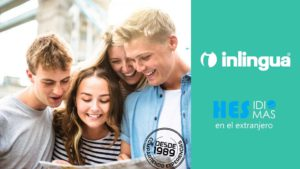 inlingua Andorra HES study abroad for kids