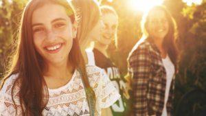 Estudiantes adolescentes inlingua Andorra