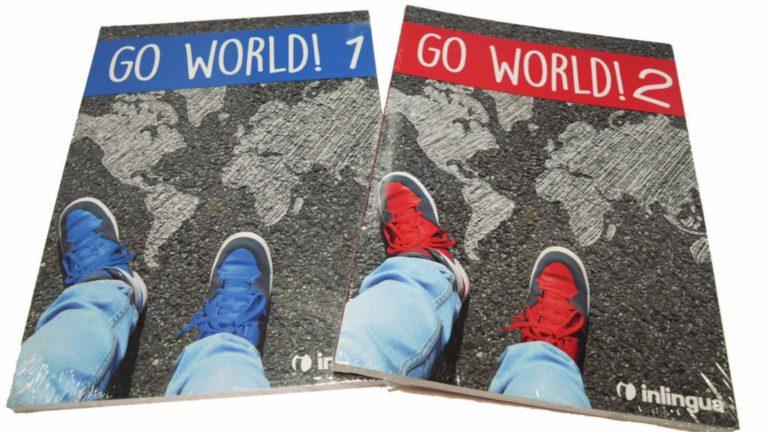 GO WORLD books inlingua Andorra