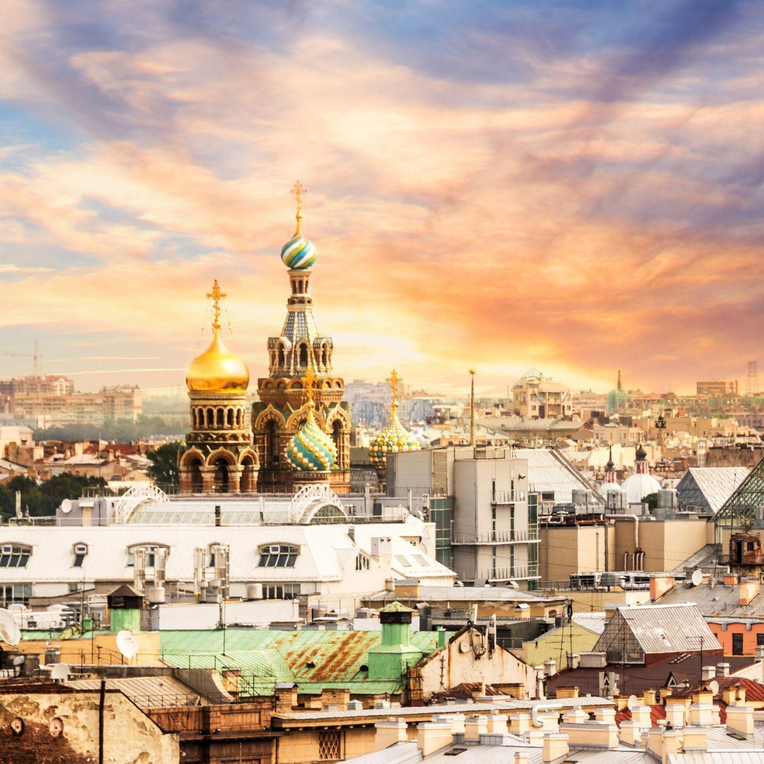Russia Blog Skyline Russia