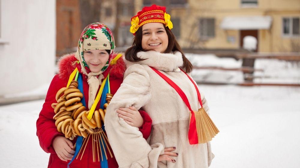 Russian Friend